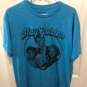 Stay gold the golden girls men's shirt size large